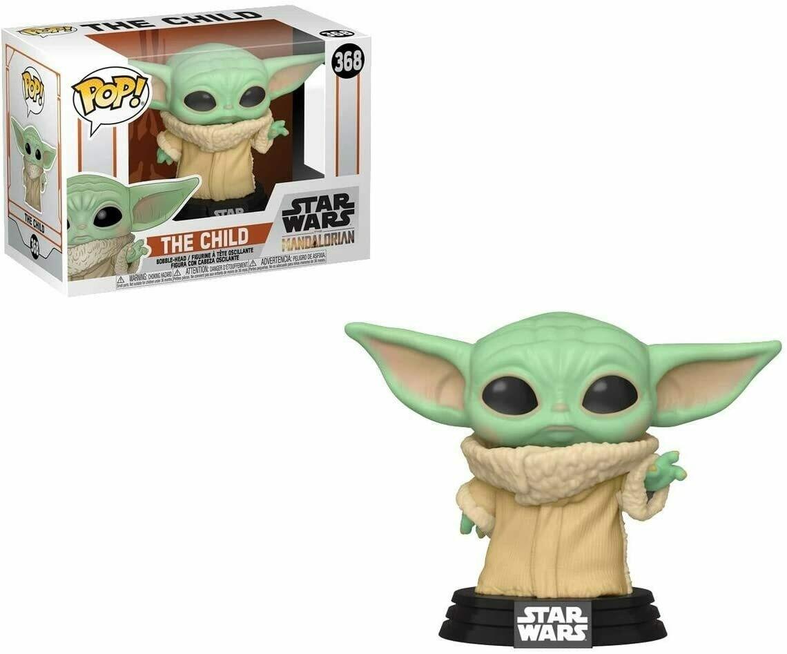 Funko Pop! The Child Baby Yoda #368 - The Mandalorian