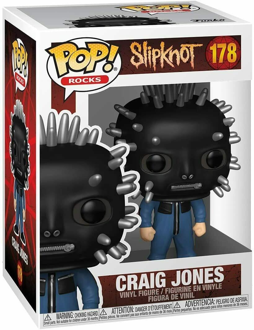 Funko Pop! Craig Jones #178 Slipknot