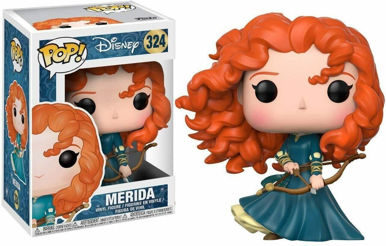 Funko Pop! Disney: Merida (Brave) #324