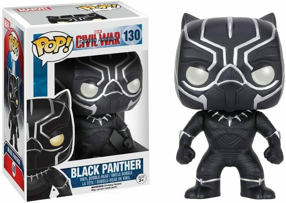 Funko Pop! Black Panther #130 - Civil War
