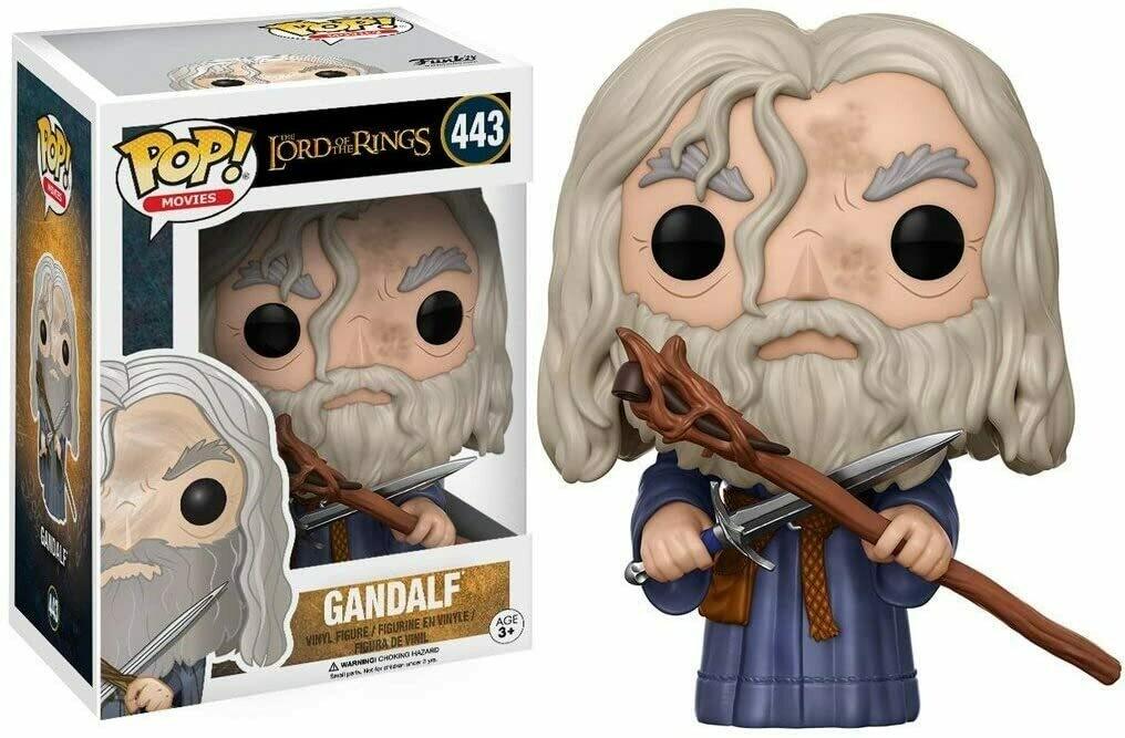 Funko Pop! Gandalf #443 - El Señor de los Anillos
