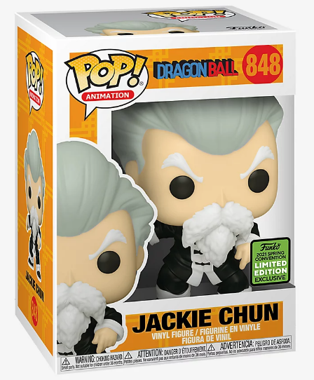 Funko Pop! Jackie Chun - Dragon Ball Spring Convention
