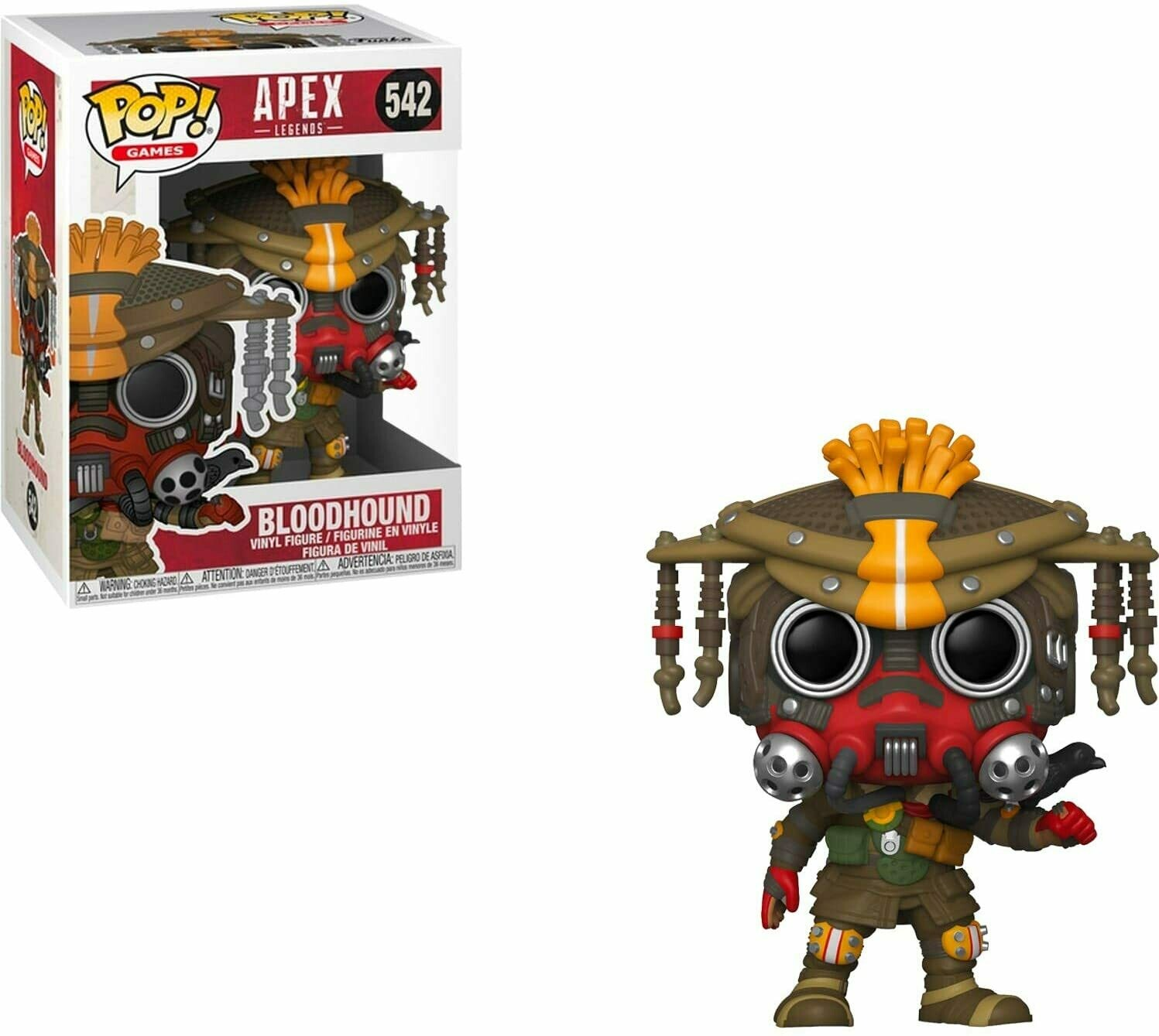 Funko Pop! Bloodhound #542 - Apex Legends
