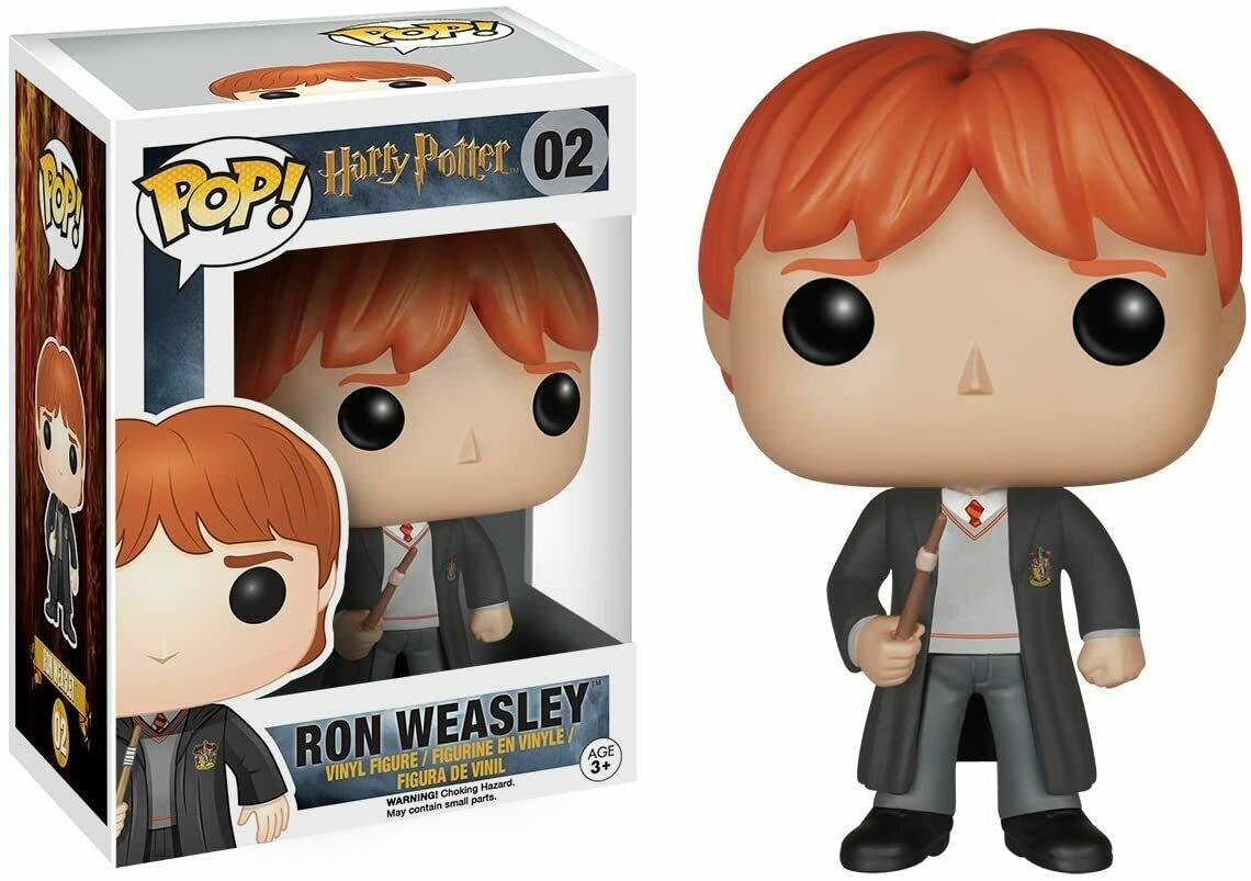 Funko Pop Ron Weasley #02 - Harry Potter