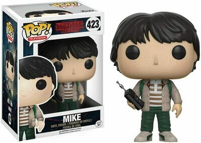 Funko Pop! Mike c/ Walkie Talkie #423 - Stranger Things