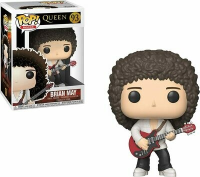 Funko Pop! Rocks: Brian May #93 - Queen
