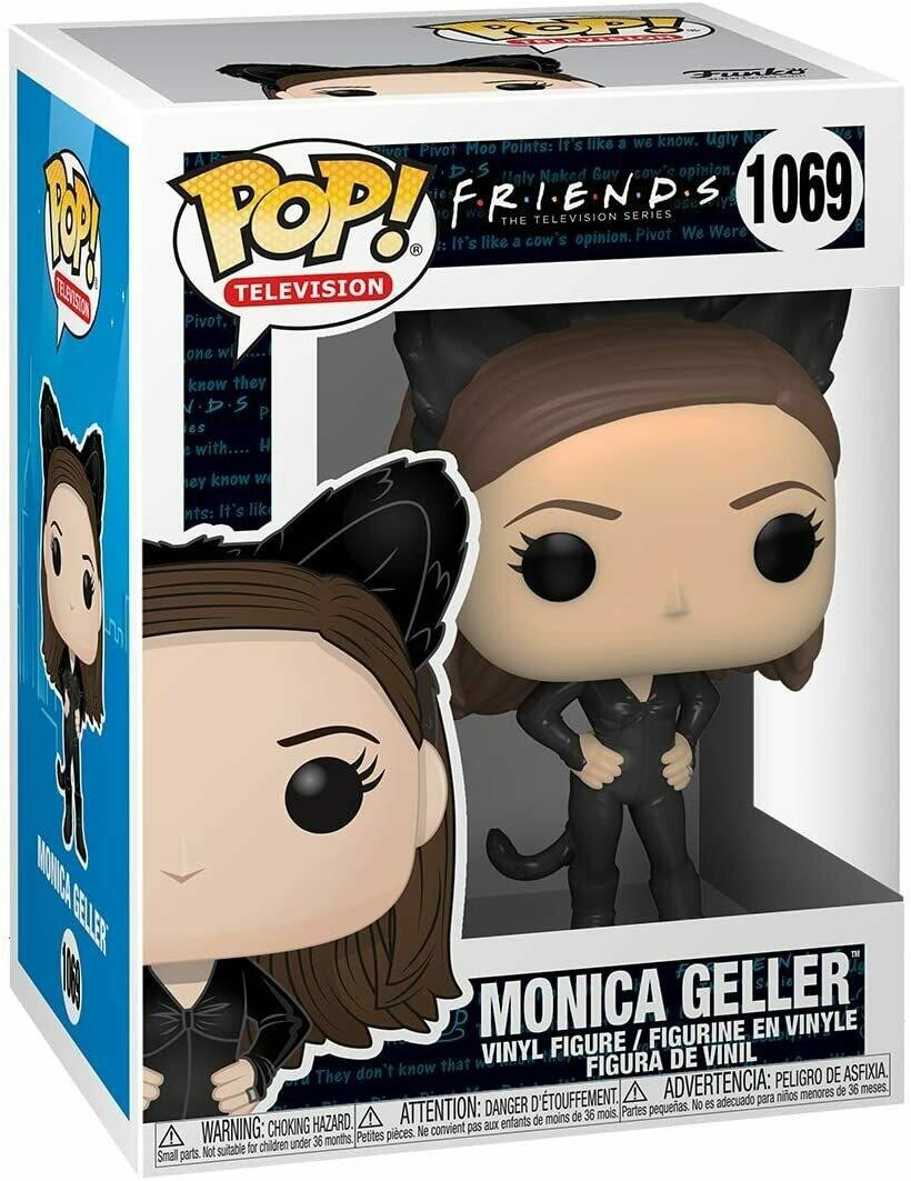 Funko Pop! Monica Geller Gatubela #1069 - Friends