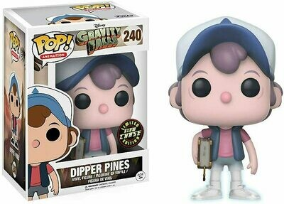 Funko Pop! Dipper Pines - Gravity Falls Chase