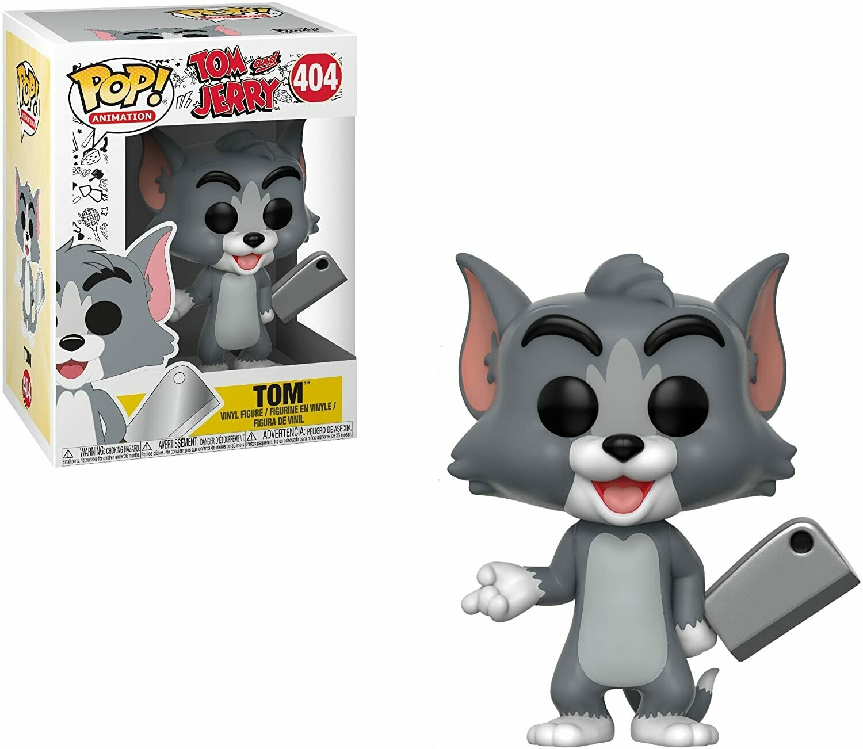 Funko Pop! Tom #404 - Tom & Jerry
