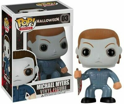 Funko Pop! Michael Myers #03 - Halloween