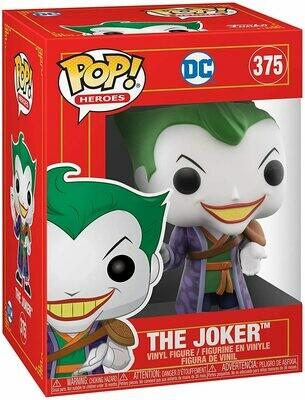 Funko Pop! El Joker #375 - DC Imperial Palace