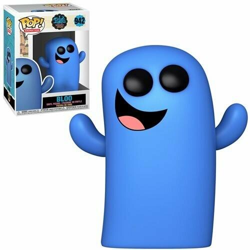 Funko Pop! Bloo #942 Mansión Foster Amigos Imaginarios