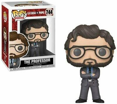 Funko Pop! El Professor #744 - La Casa de Papel