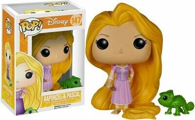 Funko Pop! Rapunzel & Pascal #147