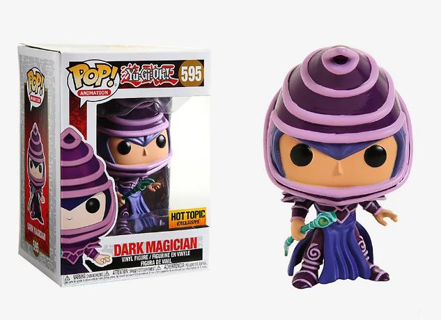 Funko Pop! Mago Oscuro Dark Magician #595 - Yu-Gi-Oh !