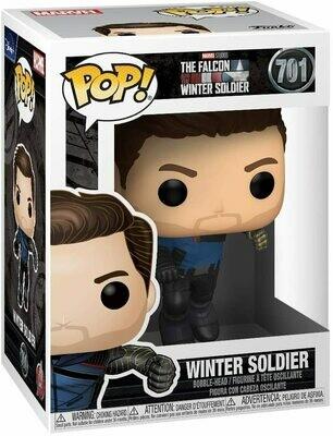 Funko Pop! Winter Soldier - Falcon y Soldado Invierno