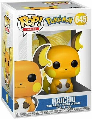Funko Pop! Pokemon Raichu #645
