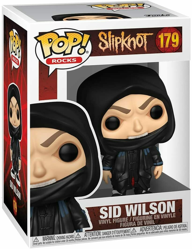 Funko Pop! Sid Wilson #179 - Slipknot