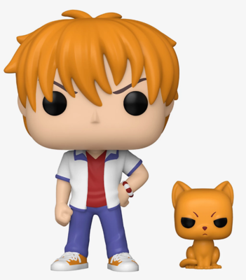 Funko Pop! Kyo con gato - Fruits Basket