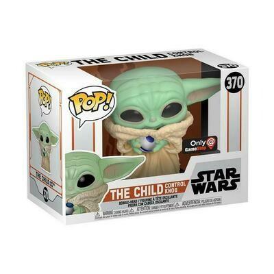 Funko Pop! The Child Baby Yoda #370 -The Mandalorian
