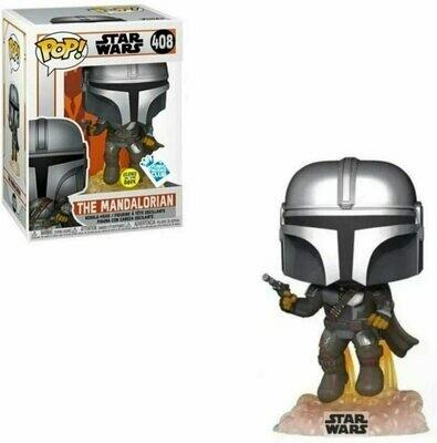 Funko Pop! The Mandalorian volando #408 Star Wars