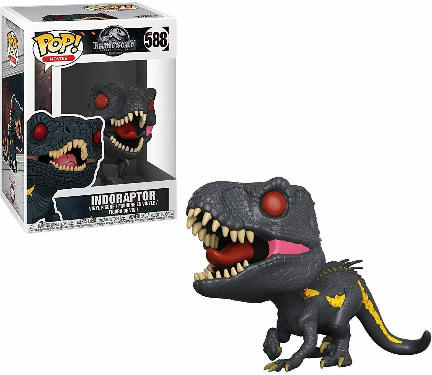 Funko Pop! Indoraptor - Jurassic World