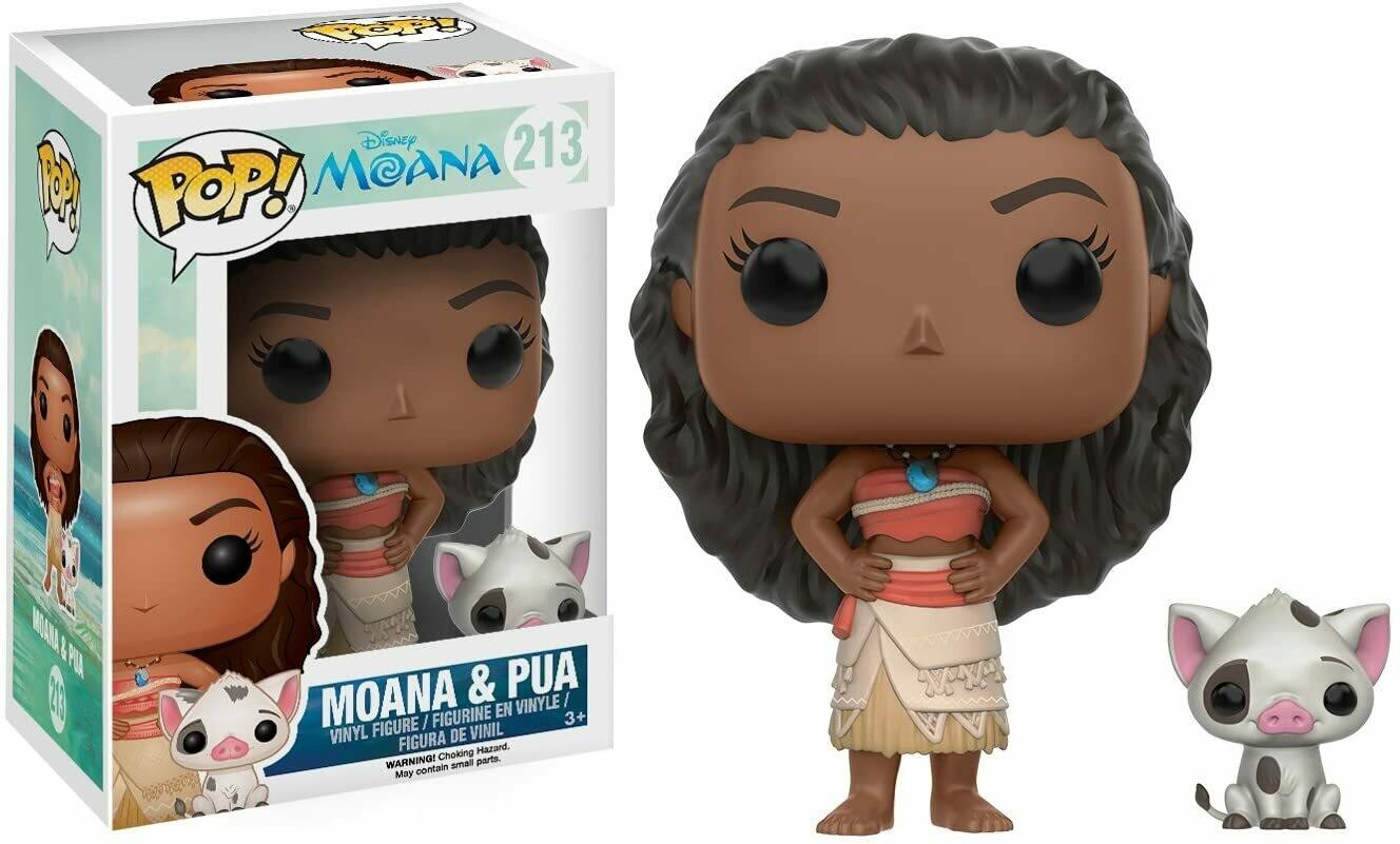 Funko Pop! Disney: Moana & Pua