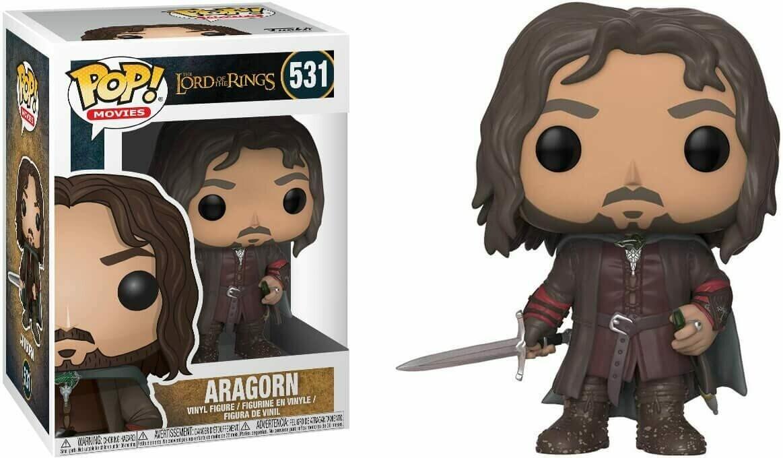 Funko Pop! Aragorn - El Señor de los Anillos