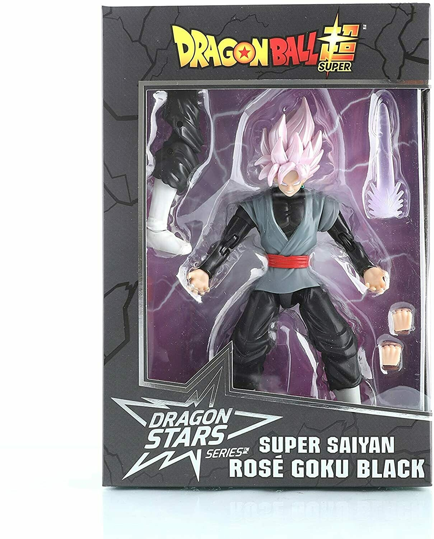 Figura Rose Goku Black Super Saiyajin Dragon Stars