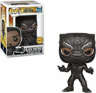 Funko Pop! Marvel: Black Panther #273 Chase
