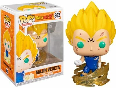 Funko Pop! Majin Vegeta - Dragon Ball Z