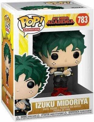 Funko Pop! Izuku Midoriya Deku Uniforme Escolar #783
