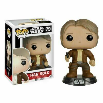 Funko Pop! Han Solo - Despertar de la Fuerza Star Wars
