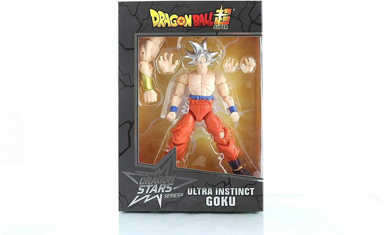 Figura Goku Ultra Instinto - Dragon Stars Series