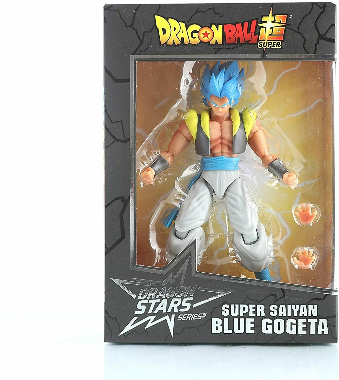 Figura Super Saiyajin Blue Gogeta - Dragon Stars Series