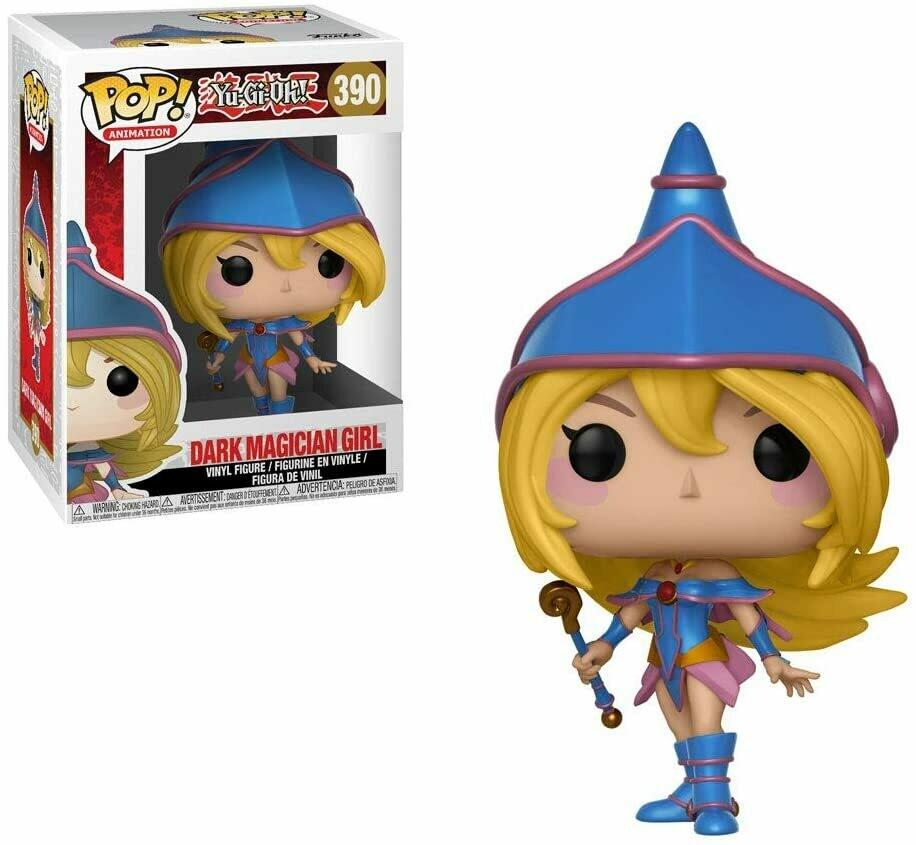 Funko Pop! Dark Magician Girl Yu-Gi-Oh!