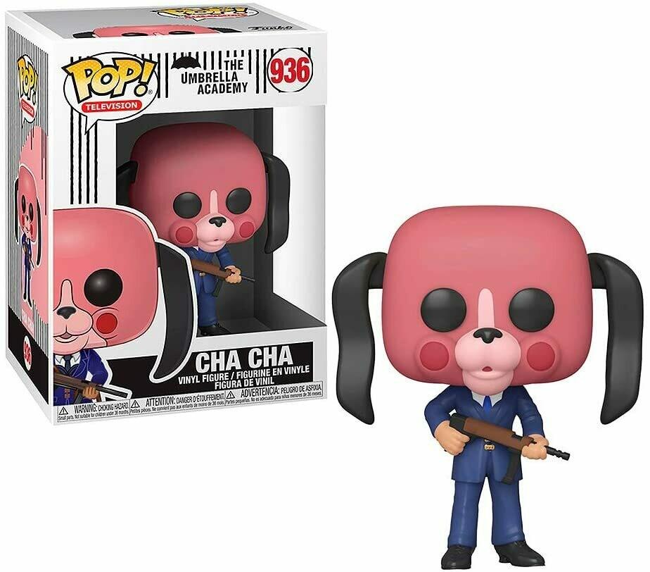 Funko Pop! Cha Cha - The Umbrella Academy