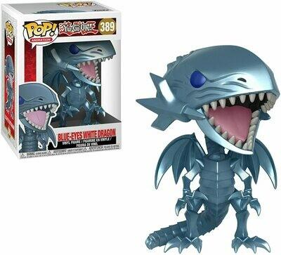 Funko Pop! Blue Eyes White Dragon Yu-Gi-Oh