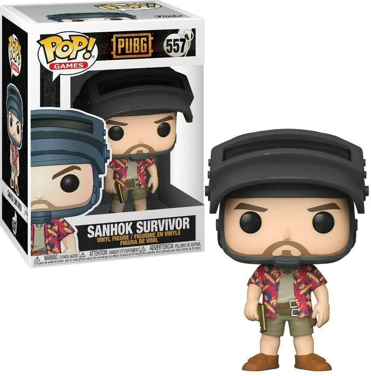 Funko Pop! Sanhok Survivor #557 PUBG