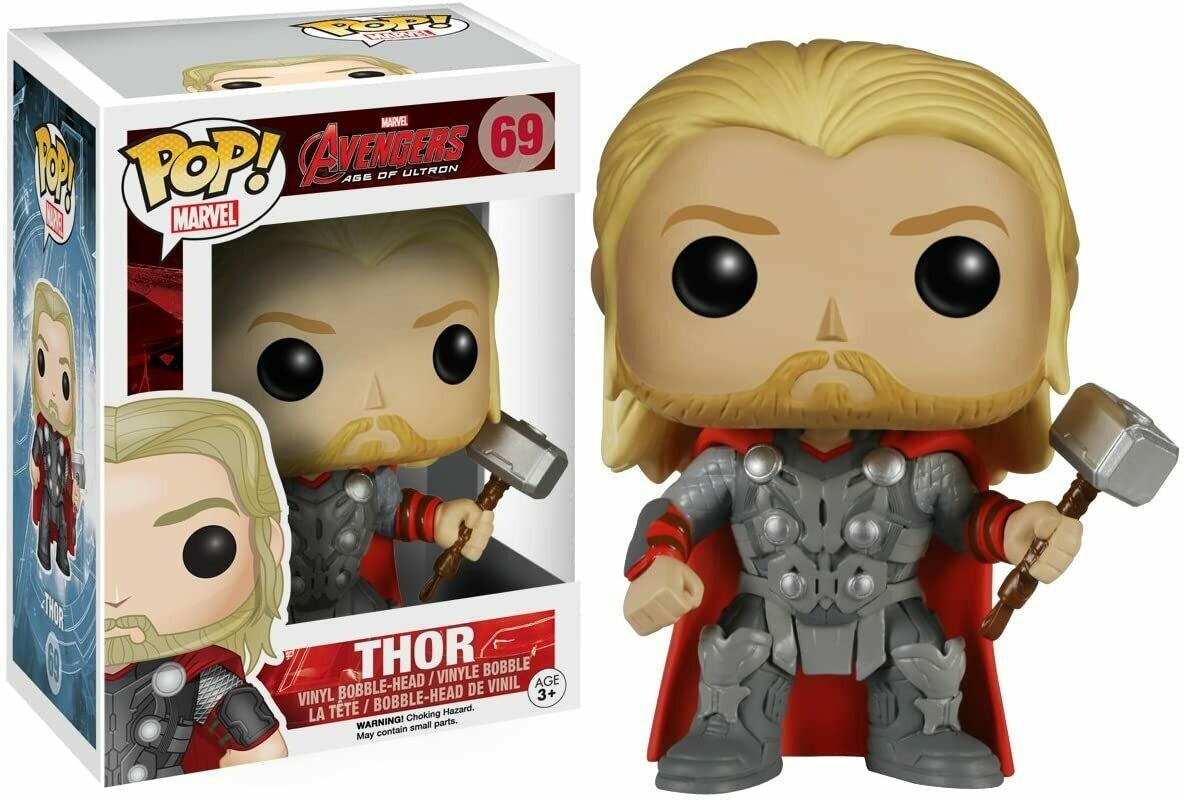 Funko Pop! Thor #69 - Avengers Age of Ultron