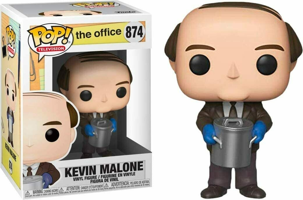 Funko Pop! Kevin Malone - The Office