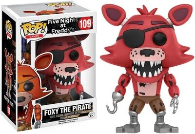Funko Pop! Foxy #109