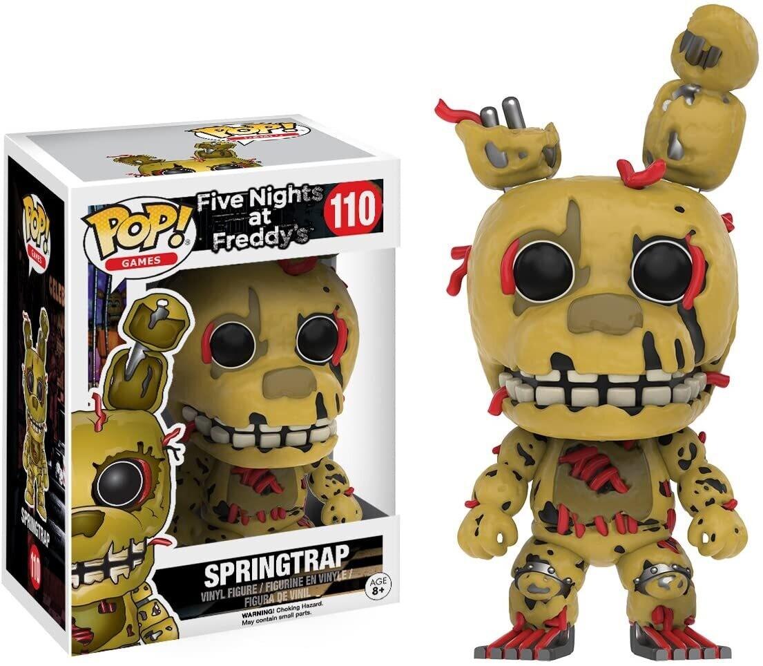 Funko Pop! Springtrap #110 - Five Nights at Freddy's