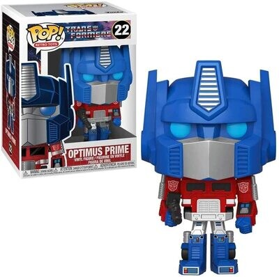 Funko Pop! Optimus Prime #22 - Transformers