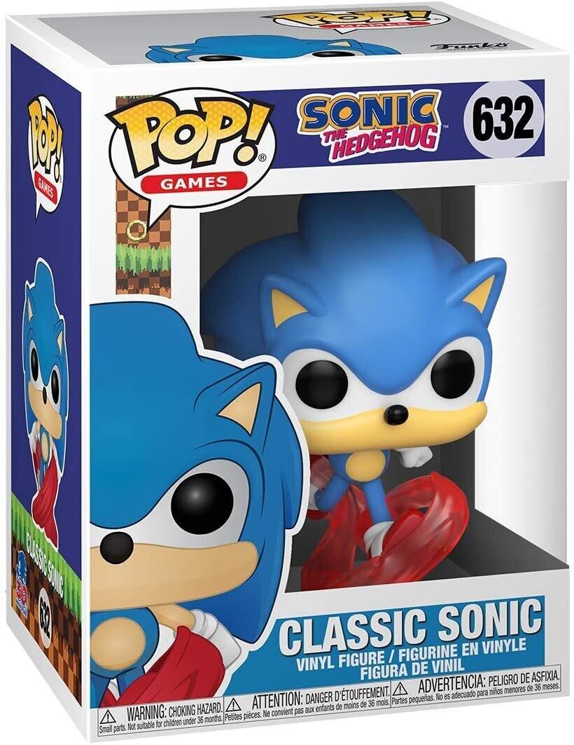Funko Pop! Sonic Clasico corriendo #632