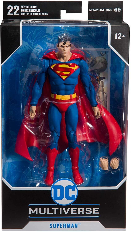 Figura de Acción Superman A Comics #1000 McFarlane Toys