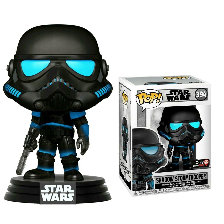 Funko Pop! Shadow Stormtrooper #394 - Star Wars