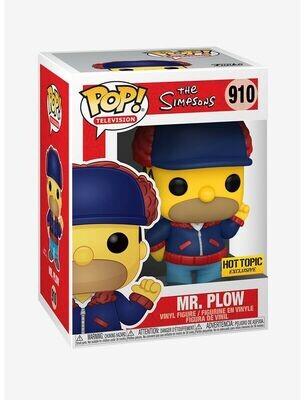 Funko Pop! Homero Mr. Plow #910 - Los Simpsons