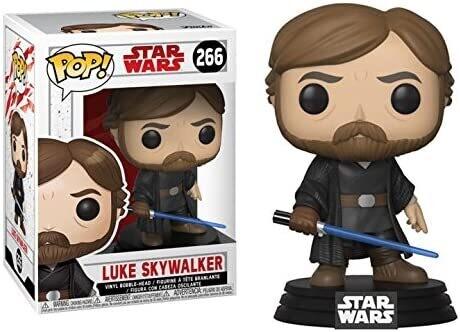 Funko Pop! Luke Skywalker #266 Final Battle - Star Wars