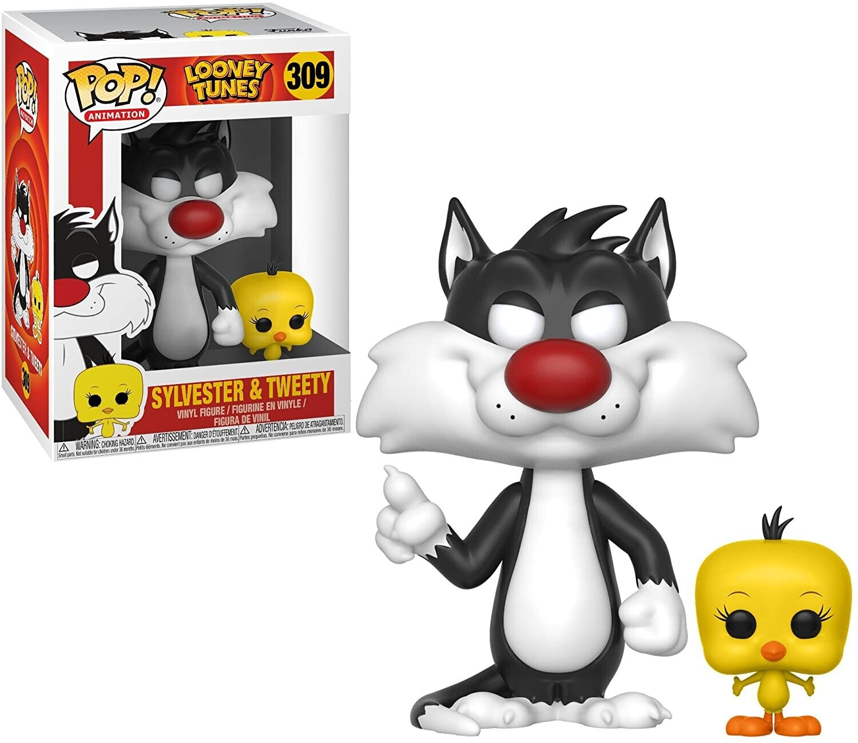 Funko Pop Silvestre & Piolin #309 - Looney Tunes